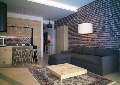 choisir d 39 installer une cuisine semi ouverte. Black Bedroom Furniture Sets. Home Design Ideas