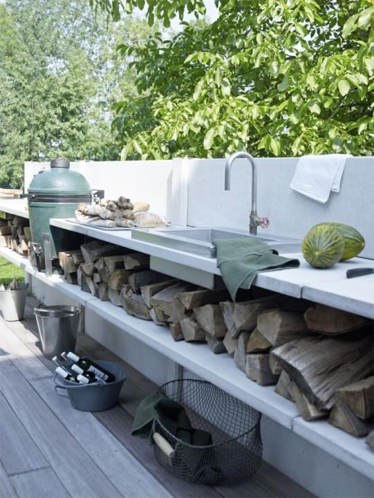 Cuisine Extrieure  Bien Prparer Son Projet  Habitatpresto
