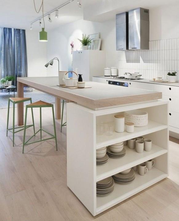 Quel budget pr voir pour r nover la cuisine habitatpresto - Creer un bar dans une cuisine ...