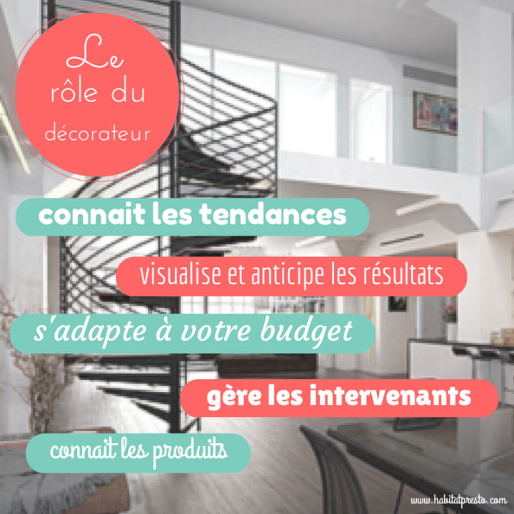 role decorateur