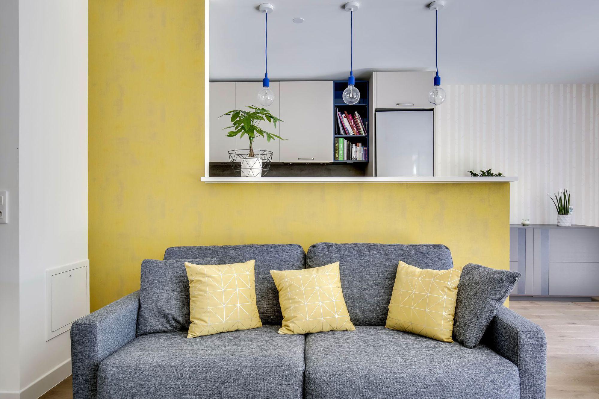 Idées déco couleur jaune