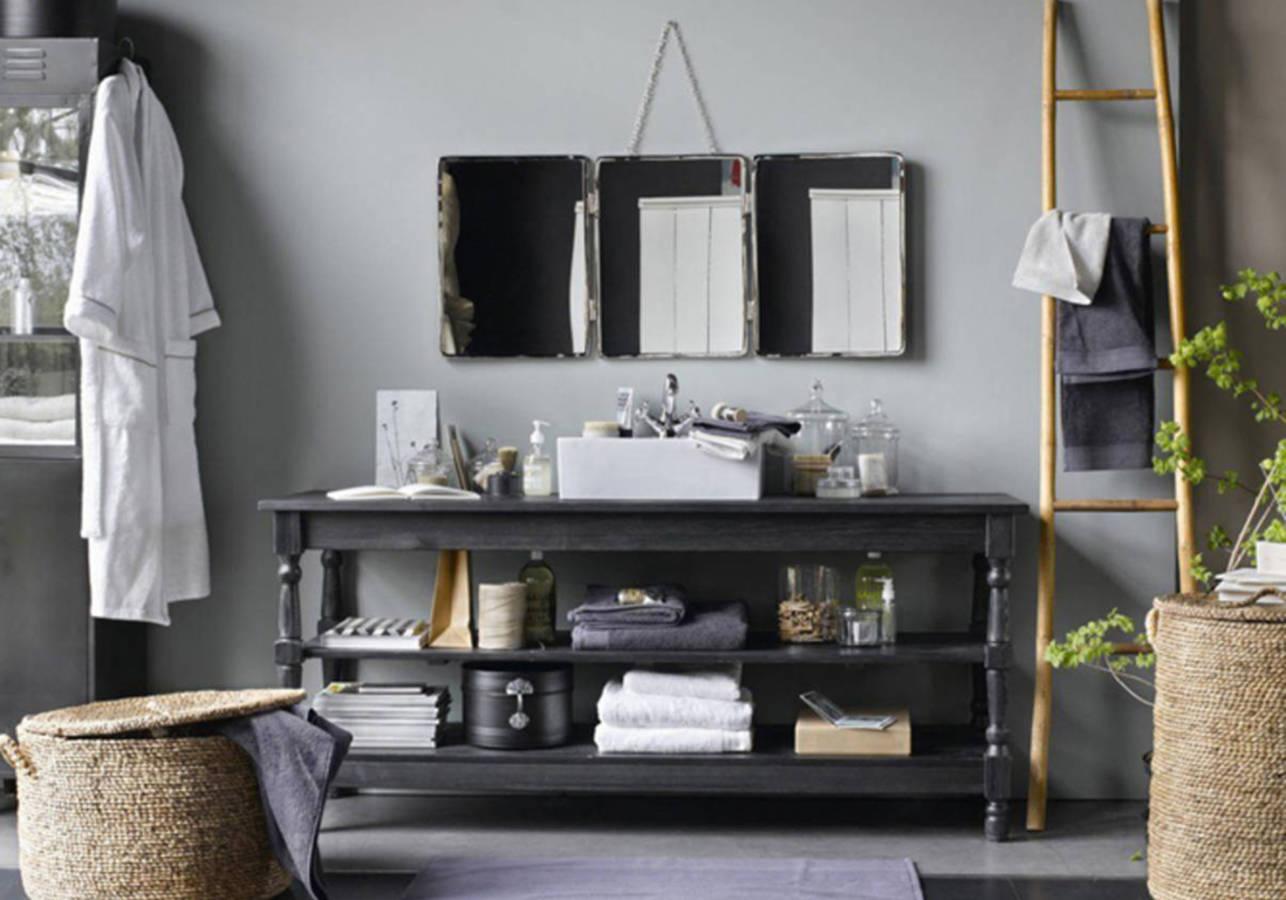 7 astuces pour r nover une salle de bain petit prix. Black Bedroom Furniture Sets. Home Design Ideas