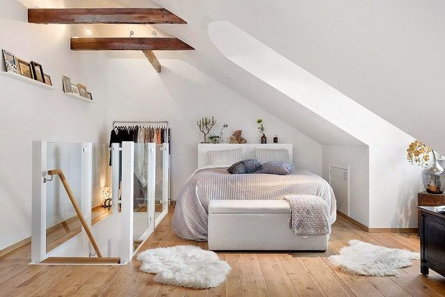 Mezzanine Bedroom Ideas Attic Rooms