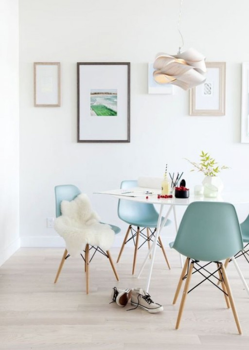 Deco scandinave salon salle a manger - Decoration appartement scandinave ...
