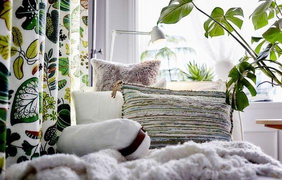 Décoration jungle Ikea