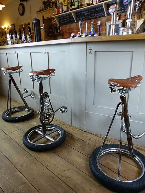 Tour de France 2019 : 8 idées déco avec un vélo à adopter