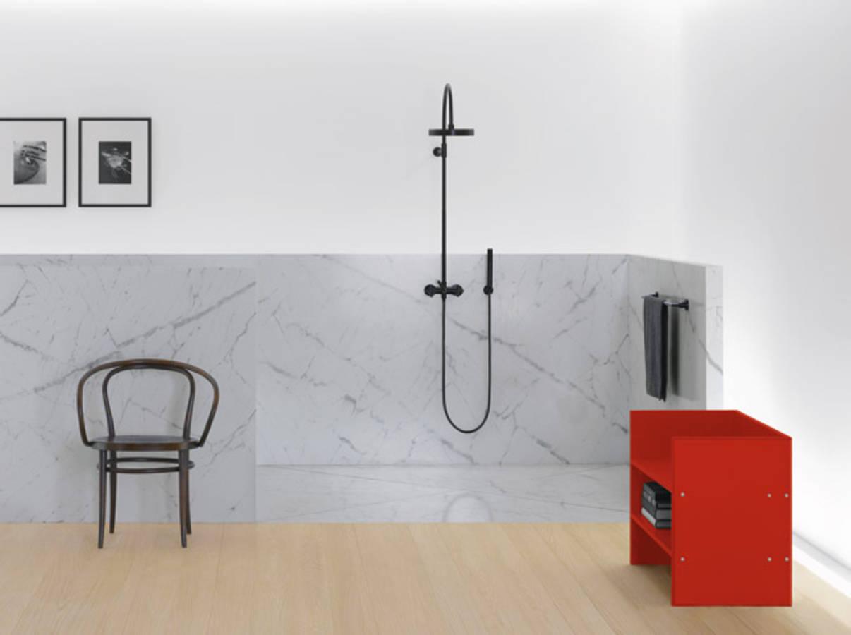 Salle de bain les tendances douche baignoire et for Robinetterie murale salle de bain