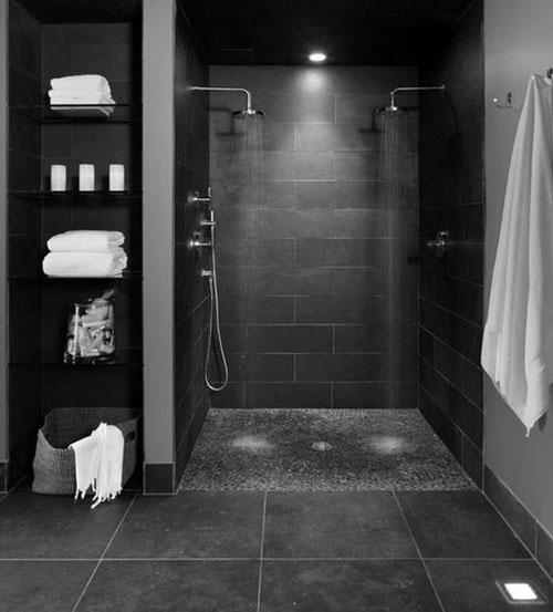 La douche à l\'italienne sous tous les angles