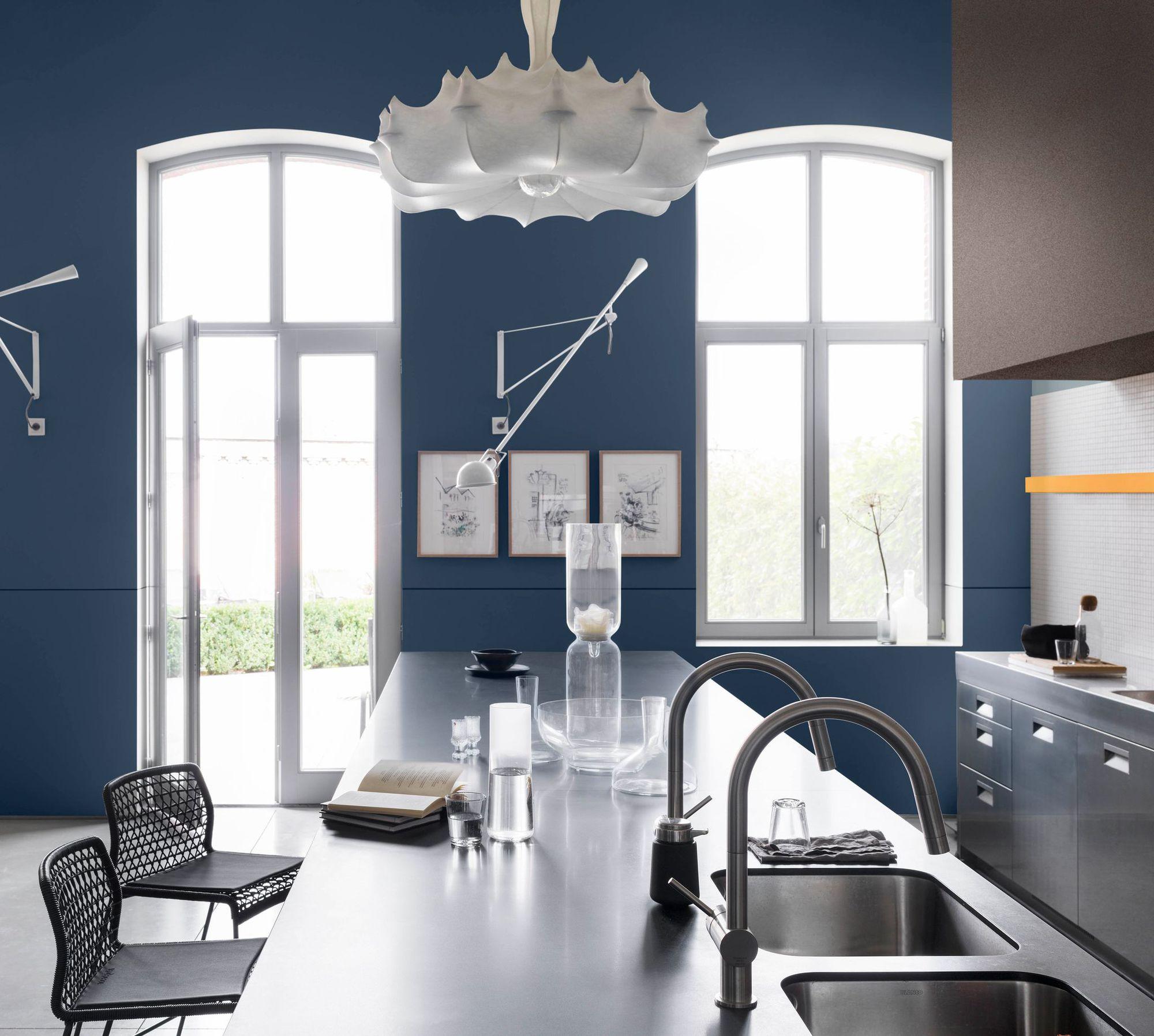top 5 des tendances peinture pour 2018 habitatpresto. Black Bedroom Furniture Sets. Home Design Ideas