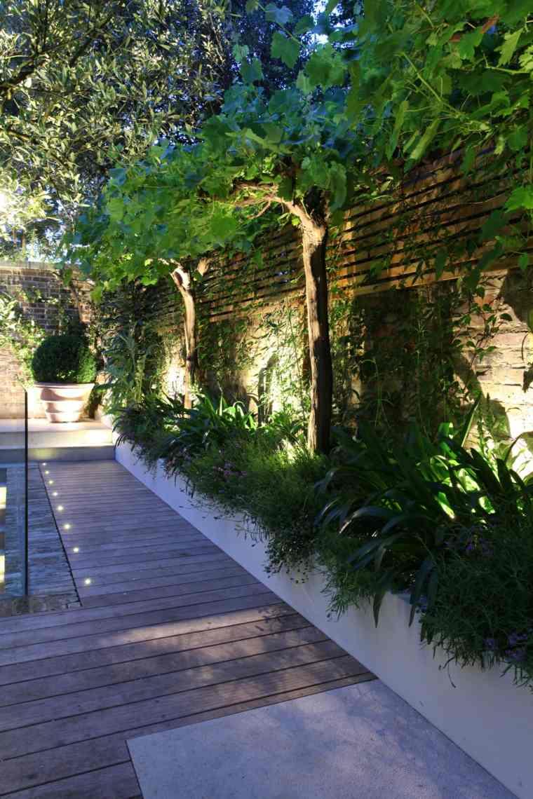 Eclairage De Terrasse Sur Pied déco : les plus beaux éclairages extérieurs de jardin