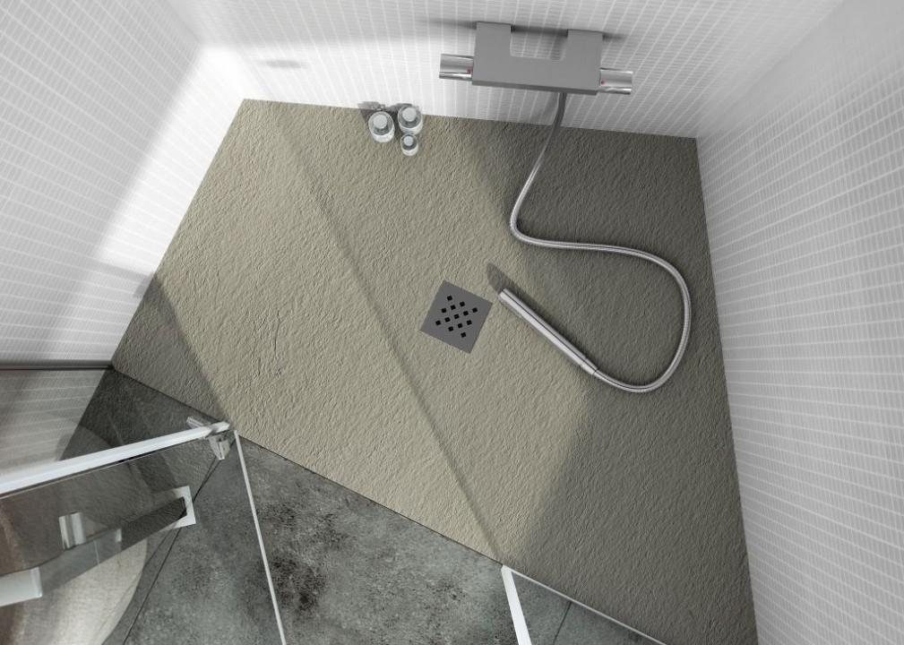 receveur de douche souple principe et prix habitatpresto. Black Bedroom Furniture Sets. Home Design Ideas