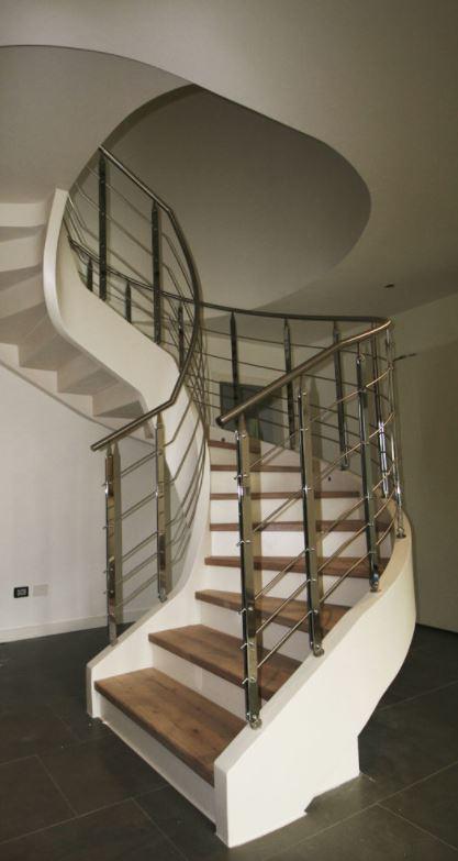 escalier int rieur comment bien le choisir mat riaux. Black Bedroom Furniture Sets. Home Design Ideas