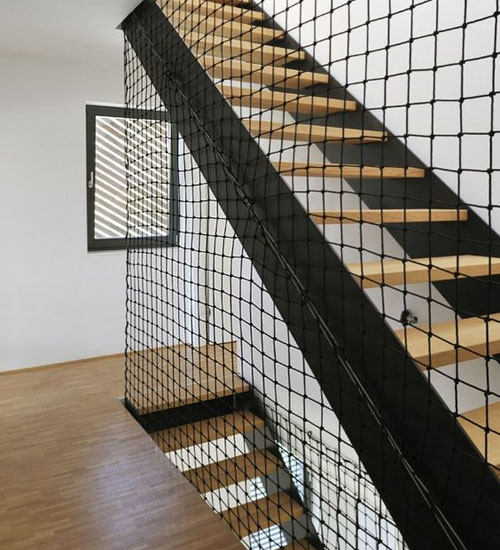 escalier-filet