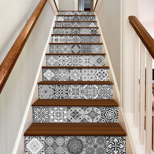 escalier-stickers