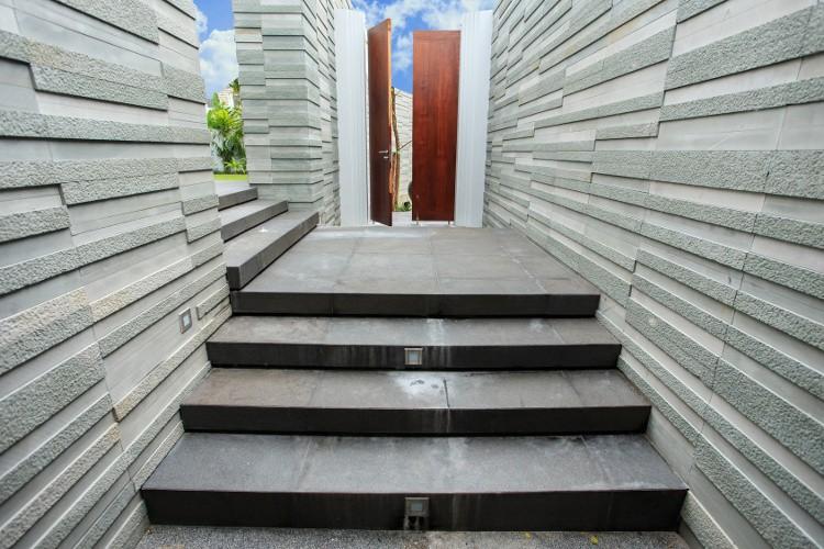 mont e d 39 escalier les tendances d co habitatpresto. Black Bedroom Furniture Sets. Home Design Ideas