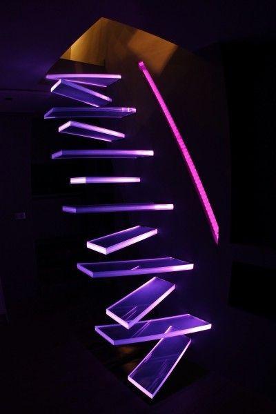 Eclairage escalier led eclairage escalier exterieur - Eclairage escalier led ...