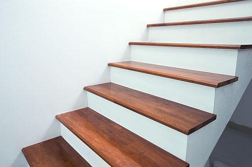 Escalier sur-mesure en béton
