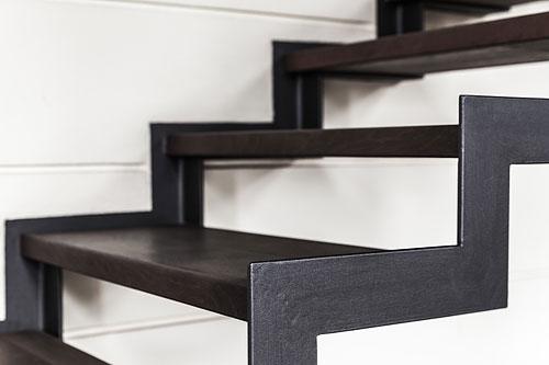 Escalier sur-mesure métallique