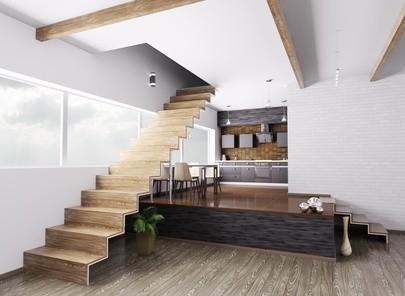 Escalier int rieur comment bien le choisir mat riaux for Prix escalier interieur