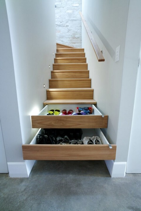 Choisir son escalier mat riaux formes et prix for Amenager un escalier interieur