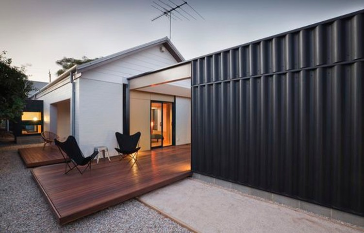 container maison extension