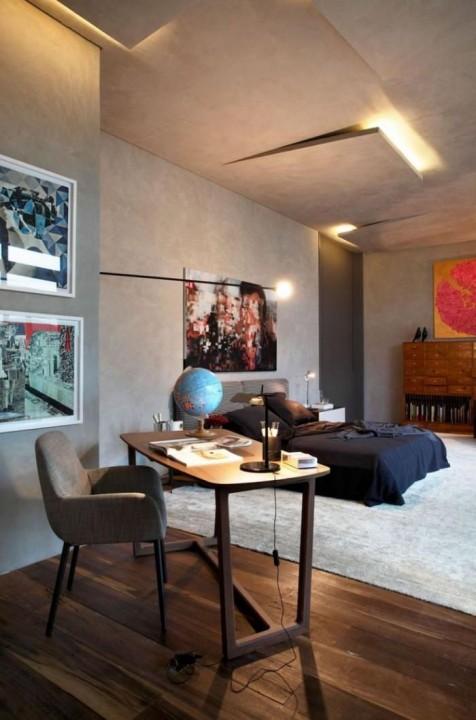 renover decorer faux plafond - Faux Plafond Salle De Bain Moderne