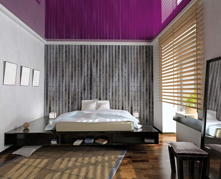 faux plafond tendu toutes les infos savoir habitatpresto. Black Bedroom Furniture Sets. Home Design Ideas