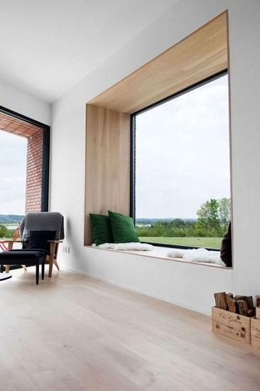 Fenêtre salon