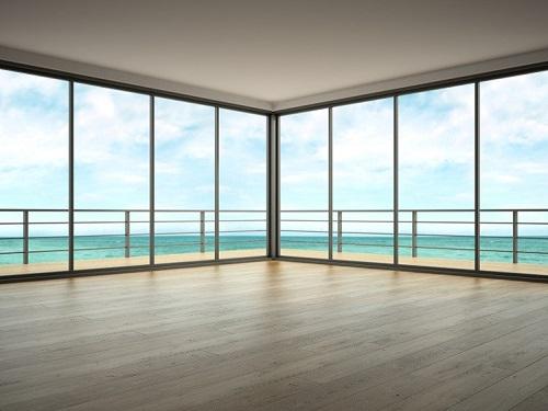 Fenêtre baie vitrée