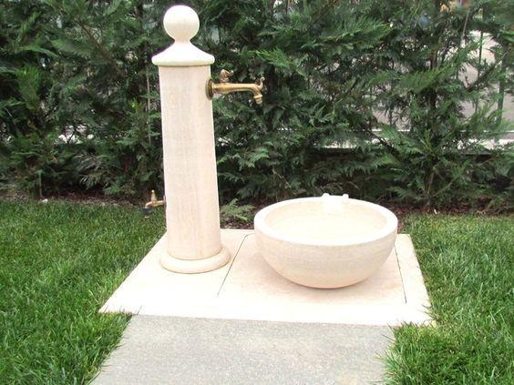 Fontaine Garden House Lazzerini