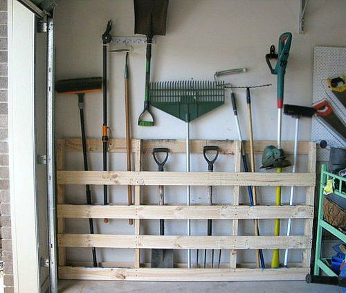 Les 5 astuces de rangement de garage à retenir