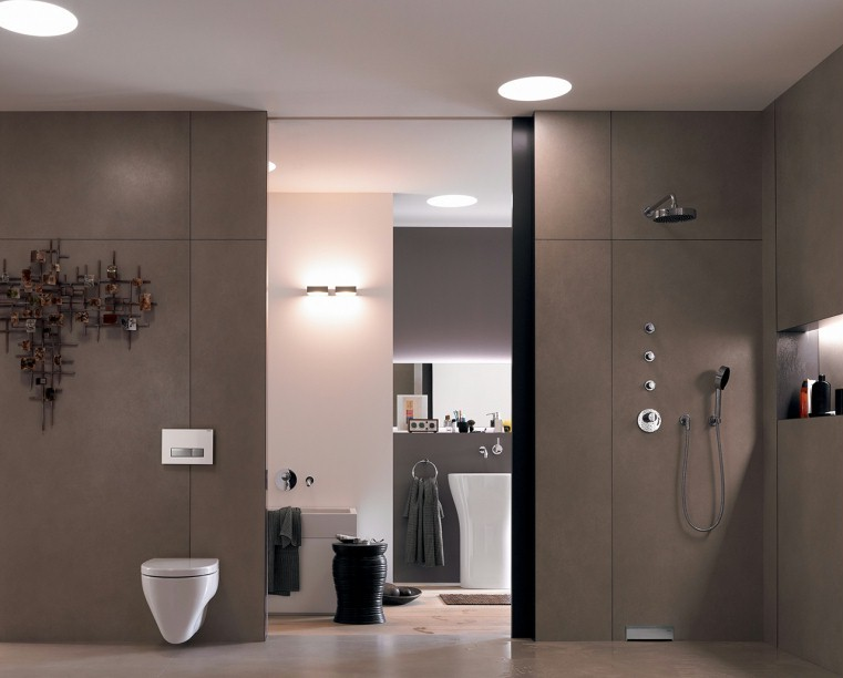 la douche l 39 italienne sous tous les angles. Black Bedroom Furniture Sets. Home Design Ideas