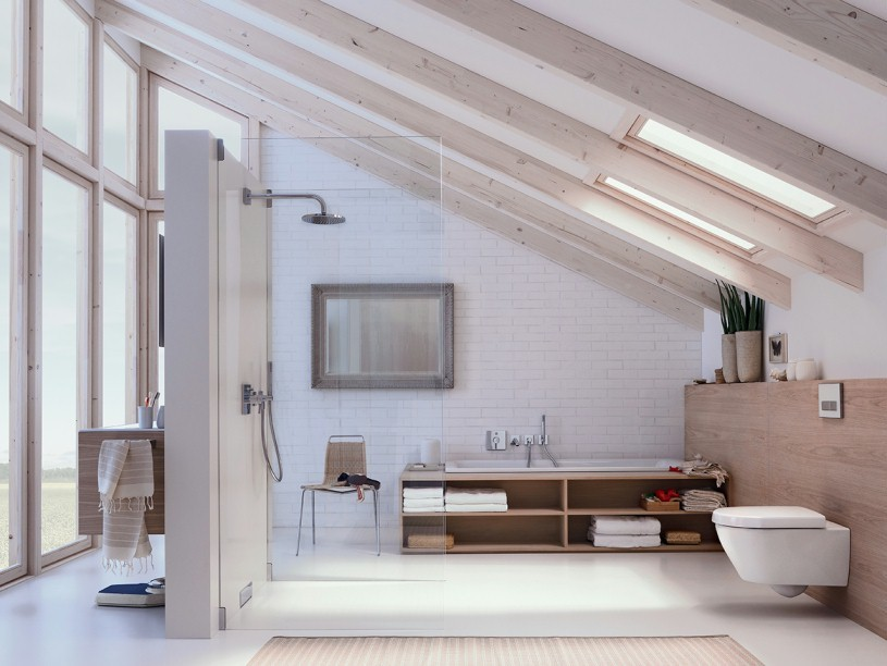 La douche l 39 italienne sous tous les angles habitatpresto for Peinture pour douche italienne