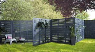 cl ture en bois tout savoir pour bien choisir habitatpresto. Black Bedroom Furniture Sets. Home Design Ideas