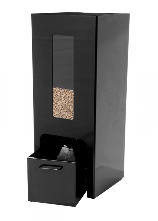 solution stockage pellets granulés
