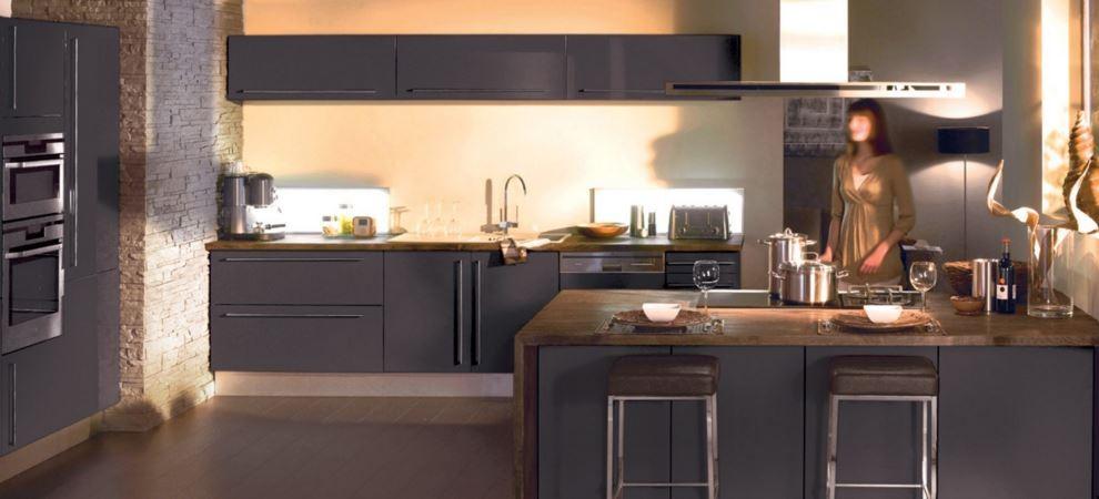 tendances d co 2017 r nover votre cuisine habitatpresto. Black Bedroom Furniture Sets. Home Design Ideas