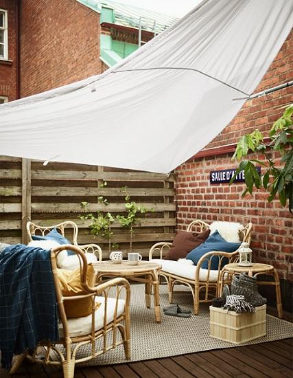 IKEA Terrasse