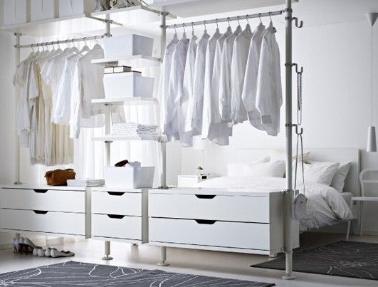 tout savoir sur le dressing et bien le choisir. Black Bedroom Furniture Sets. Home Design Ideas