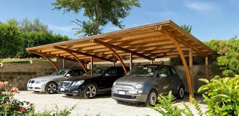 carport une solution conomique pour prot ger sa voiture. Black Bedroom Furniture Sets. Home Design Ideas