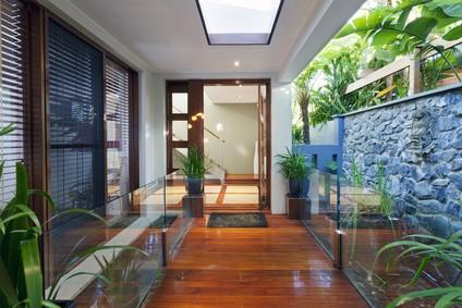 Cr er son propre jardin int rieur habitatpresto for Jardin zen interieur