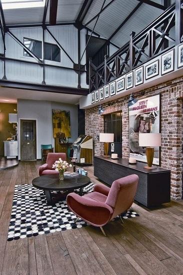 Loft vintage NY