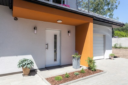 peinture de fa ade prix et infos pour bien la choisir habitatpresto. Black Bedroom Furniture Sets. Home Design Ideas