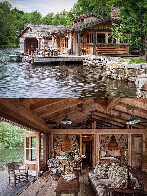 maison_bois_lac