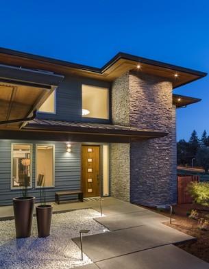 Comment clairer l 39 ext rieur d 39 une maison habitatpresto for Lumiere exterieur facade