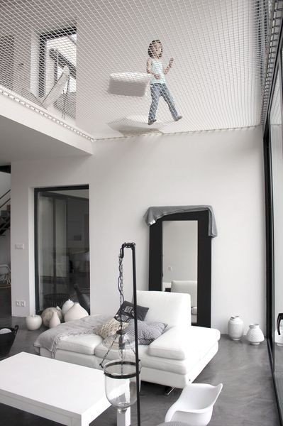 agrandir avec une mezzanine tout savoir pour bien choisir. Black Bedroom Furniture Sets. Home Design Ideas