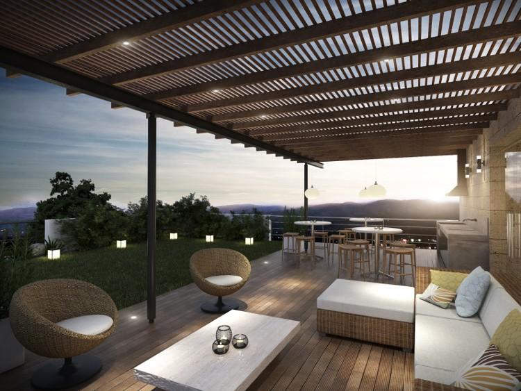 meubles de jardin toutes les tendances 2017 habitatpresto. Black Bedroom Furniture Sets. Home Design Ideas