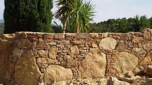 Mur provençal