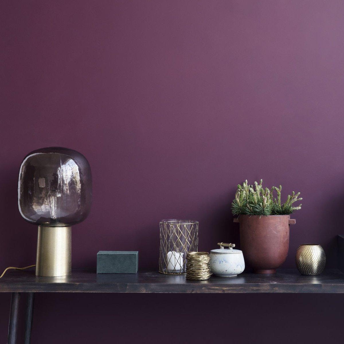 tendances deco violet