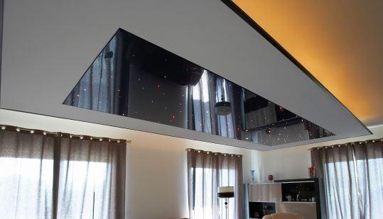 faux plafond combien a co te habitatpresto. Black Bedroom Furniture Sets. Home Design Ideas