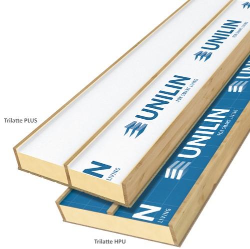 Unilin le panneau isolant sandwich thermique habitatpresto - Isolant thermique polyurethane ...